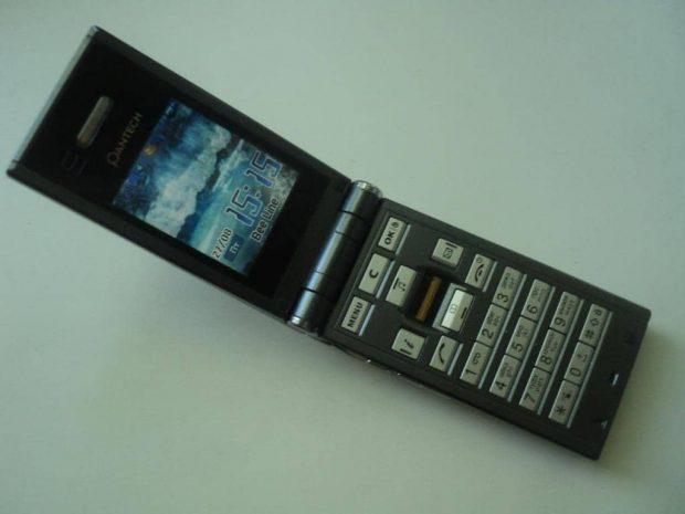 اولین گوشی موبایل / اولین گوشی موبایل مجهز به حسگر اثر انگشت