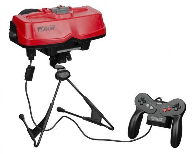 بدترین کنسول های بازی / Virtual Boy