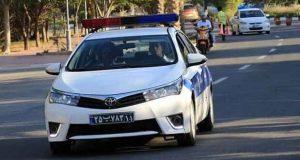 ماشین پلیس های هوشمند