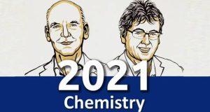 برندگان جایزه نوبل شیمی