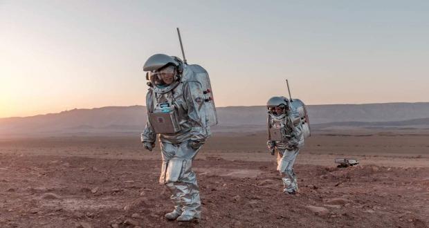 شبیه سازی ماموریت بلندپروازانه زندگی در مریخ