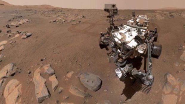 مریخ نورد استقامت - دهانه جزرو